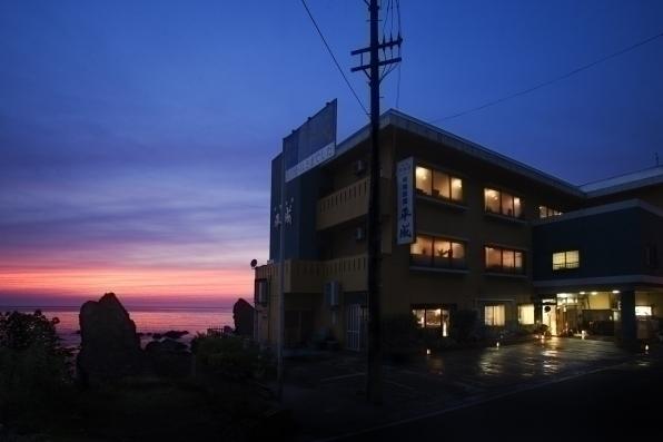 越前海岸/料理旅館 平成