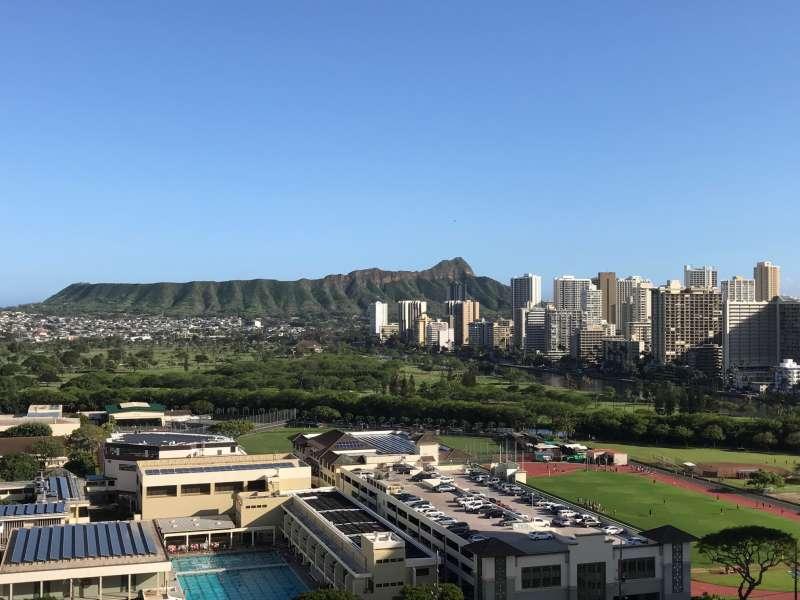 ハワイからALOHA