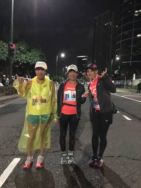 2018年 ホノルルマラソン