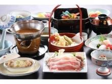 【日帰り】温泉入浴付き昼食画像