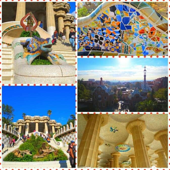 スペイン旅行 part.2 バルセロナ観光☆