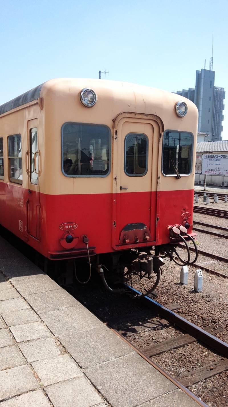 小湊鉄道の旅
