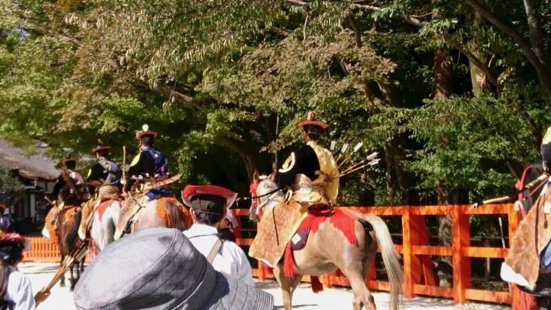 初秋の京都へいって参りました!
