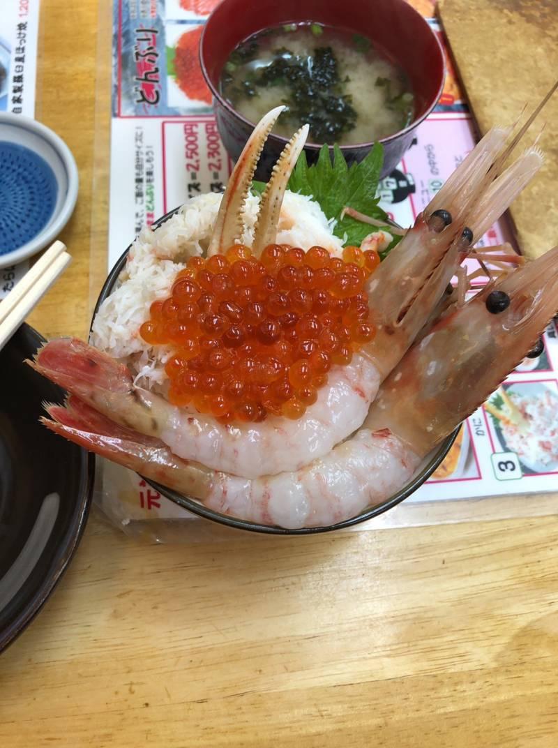 小樽で食べる!行くならここ!!
