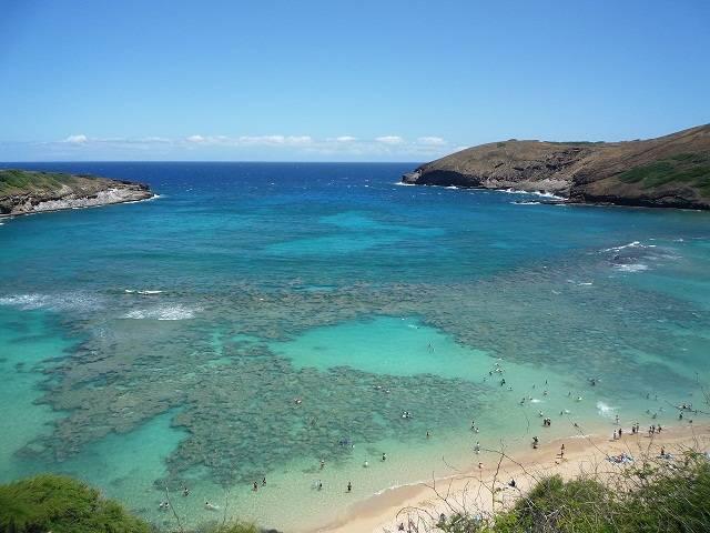ハワイへ行こう!