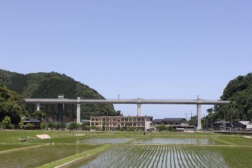 山陰 餘部鉄橋