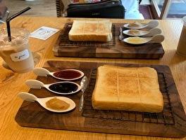 高級食パンを食べてきました!