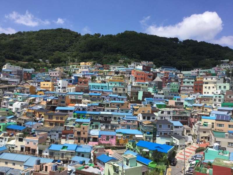 寄港地:釜山