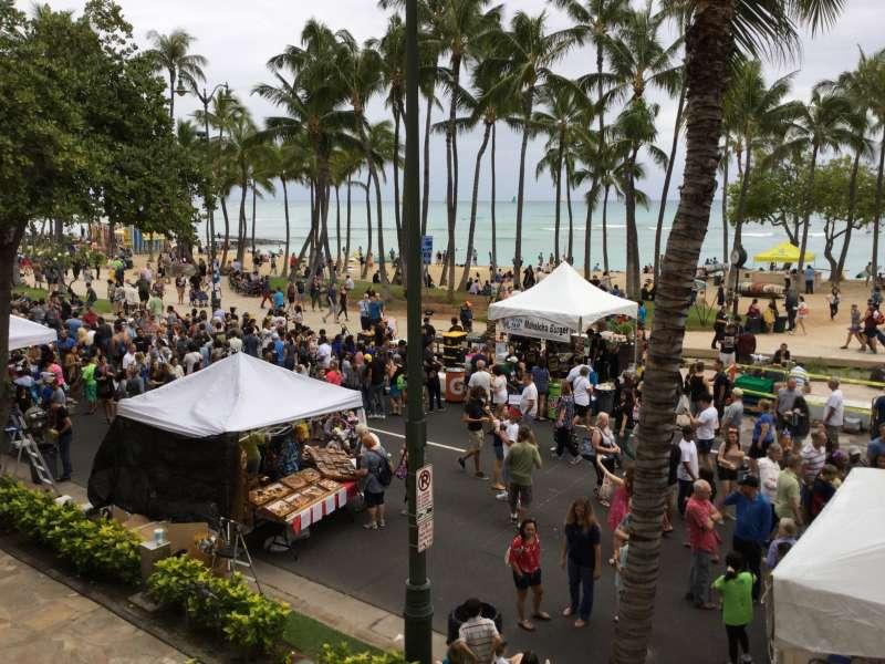 ハワイのイベント